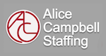 Alice Campbell Staffing Inc