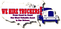 We Hire Truckers
